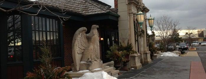 Stone Eagle Tavern is one of R'ın Beğendiği Mekanlar.