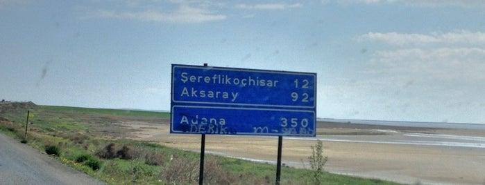 Ankara-Adana Karayolu is one of Locais salvos de Gizemli.