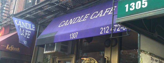 Candle Cafe is one of New York.