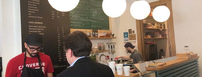Cafe Bari is one of New York's Best Coffee Shops - Manhattan.