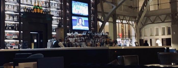 Benjamin Bar & Lounge is one of DMV.
