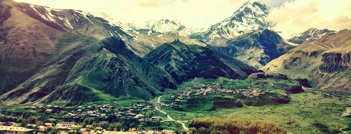 Rooms Hotel Kazbegi is one of Places To Go!.