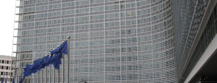European Commission - L-86 - ECHO is one of Bruxelles.