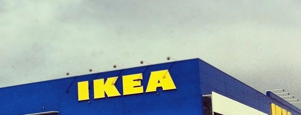 IKEA is one of Gespeicherte Orte von Mal.