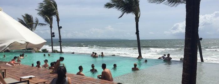 Potato Head Beach Club is one of Tempat yang Disukai Nata4ka.