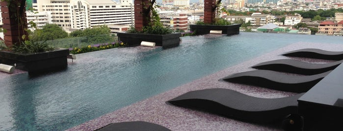 Mode Sathorn Hotel is one of Thailand.