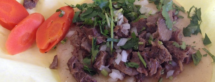 Taqueria Guerrero is one of My desert Mexican food list.