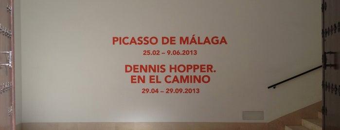 Museo Picasso Málaga is one of Málaga.