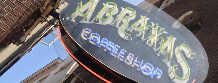 Abraxas is one of Amsterdam.
