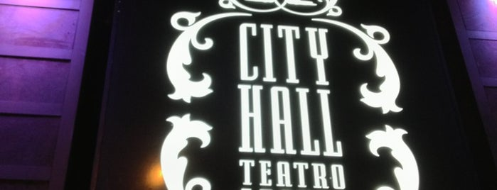 City Hall is one of Indie/Electronic clubs in Barcelona.