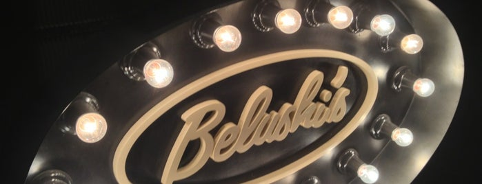 Belushi's Barcelona is one of World Cup 2014 : top 4 sports bars.
