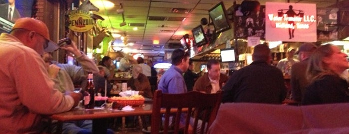 The Bar is one of Best Places to Eat in Midland, TX.