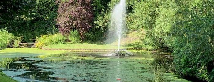 Sefton Park Boating Lake is one of Posti che sono piaciuti a Christof 👨👩👧.