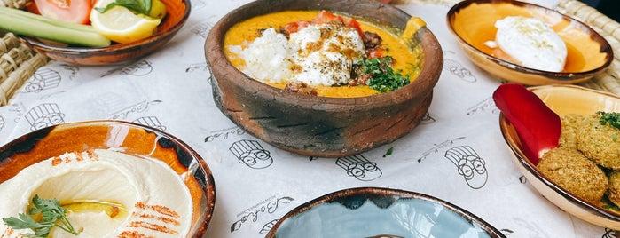 Bohoo Restaurant & Cafe is one of Tempat yang Disimpan Queen.