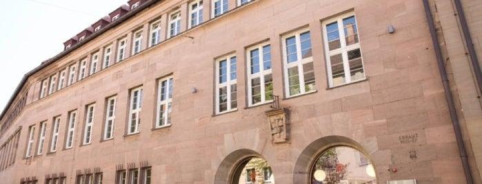 International Business School Nuremberg (IBS) is one of Nürnberg, Deutschland (Nuremberg, Germany).