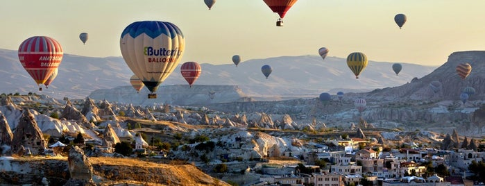 Balon Turu is one of Nevsehir.