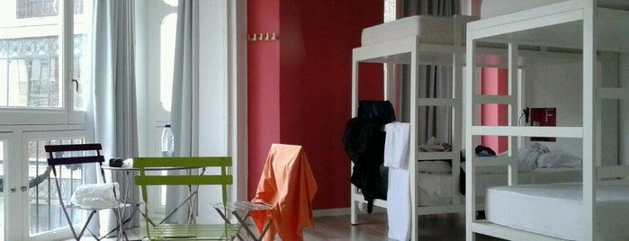 U Hostel by Safestay Madrid is one of Madrid.