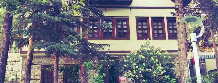 Ataç Konağı is one of Tempat yang Disukai ersavas.