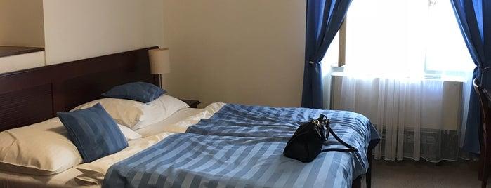 Hotel Lippert is one of 💞ANIL : понравившиеся места.
