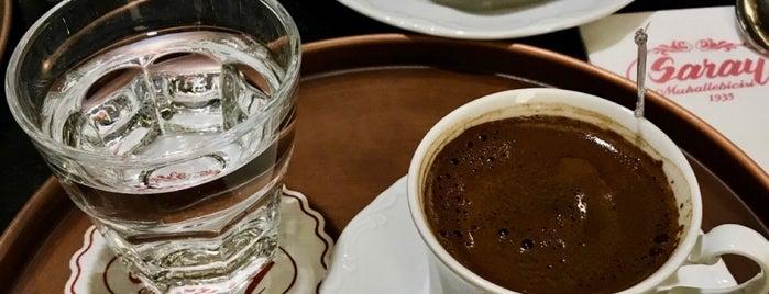 Saray Muhallebicisi is one of Sinan : понравившиеся места.