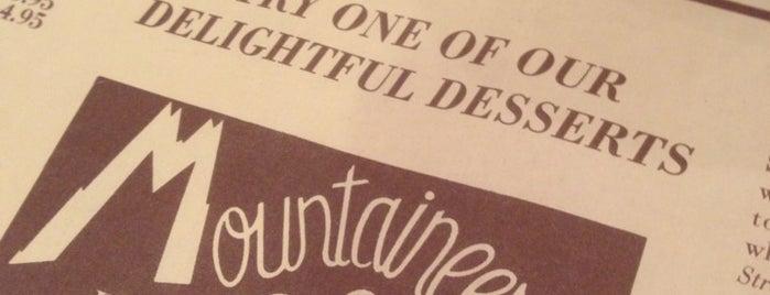 Mountaineer Family Restaurant is one of Tempat yang Disukai Mike.