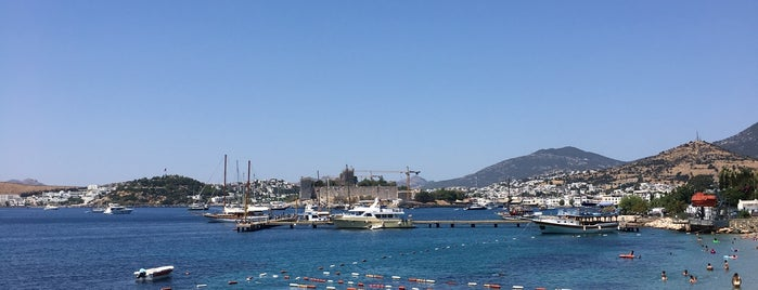 Kef Beach is one of Bodrum ♡ Bodrum.