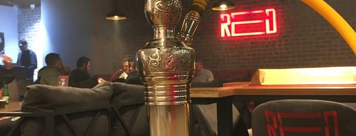 Red Lounge & Hookah is one of Didar'ın Beğendiği Mekanlar.
