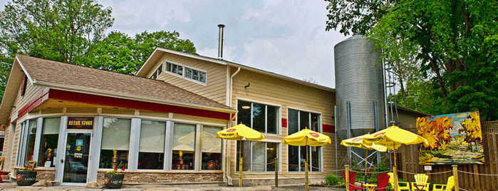 Lake of Bays Brewing Company is one of Great Breweries (mainly microbreweries).