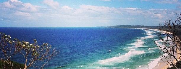 Tallow Beach is one of Australia.