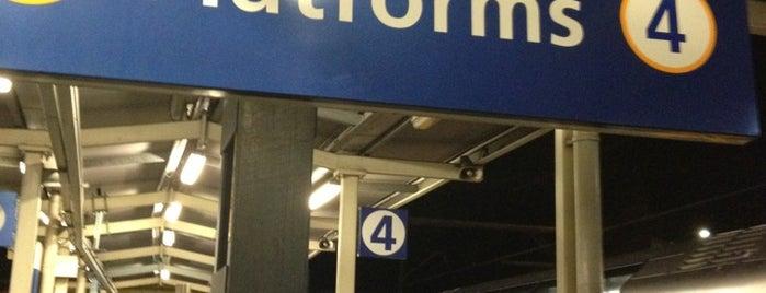 Platforms 4 & 5 is one of Sydney Train Stations Watchlist.