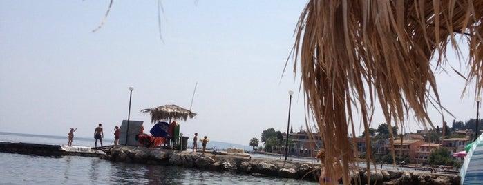 Benitses is one of Corfu - My heart.