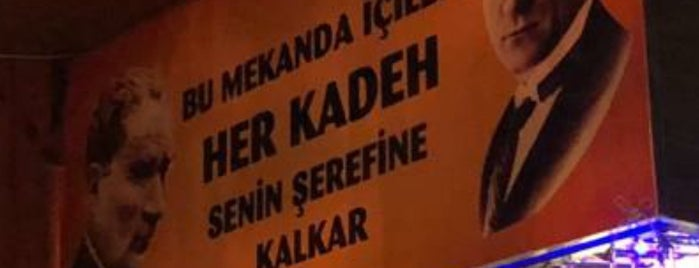 Fasl-ı Muhabbet is one of Meyhane.