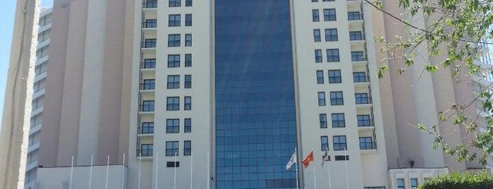 Отель Ак Кеме / Ak Keme Hotel is one of Bishkek.