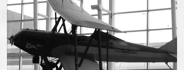 Международный аэропорт Сиэтл-Такома (SEA) is one of Flyin' Around the Globe.