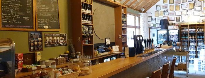 Fyne Ales Brewery is one of Scotland bar/pub.