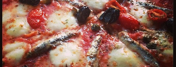Queen Margherita is one of Pizza.