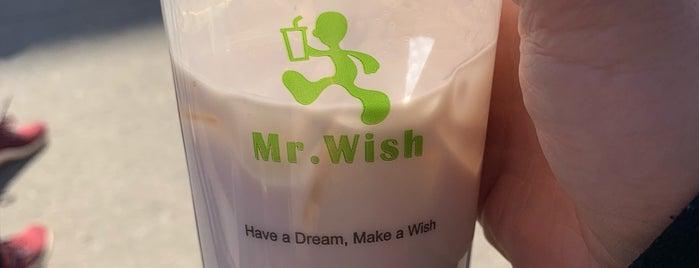 Mr Wish is one of Williamsburg.