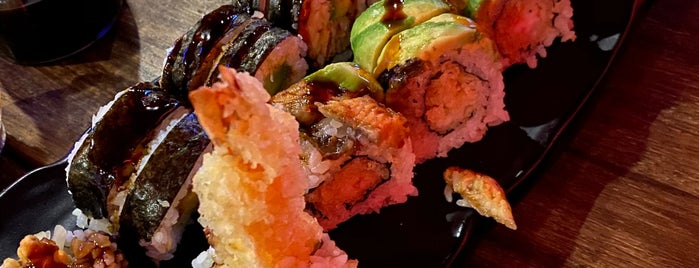 Kikoo Sushi - East Village is one of Groupon Places.