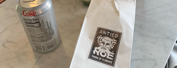 Antico Noè is one of USA NYC MAN Midtown East.