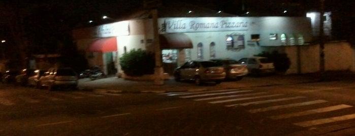 Pizzaria Villa Romana is one of Veja Comer & Beber ABC - 2012/2013 - Restaurantes.