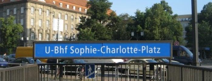 Sophie-Charlotte-Platz is one of Orte, die Sarah gefallen.