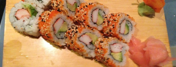 Neo-Asia is one of RDU Baton - Raleigh Favorites.