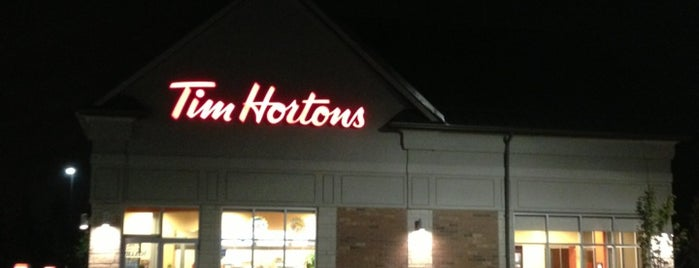 Tim Hortons is one of Great eats.