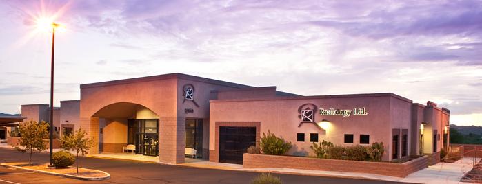 Radiology Ltd. - La Cholla is one of Orte, die Anabel gefallen.