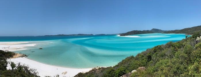 Whitehaven Beach is one of Australia - Must do.