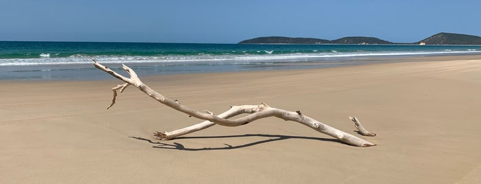 Rainbow Beach is one of Australia - Must do.
