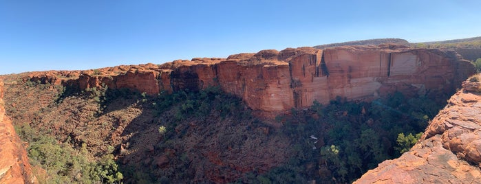 Kings Canyon is one of Australia - Must do.