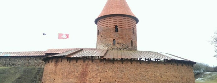 Kauno Pilis | Kaunas Castle is one of OnLine-Traveller.ru.