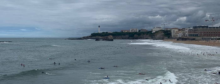 Biarritz is one of France.