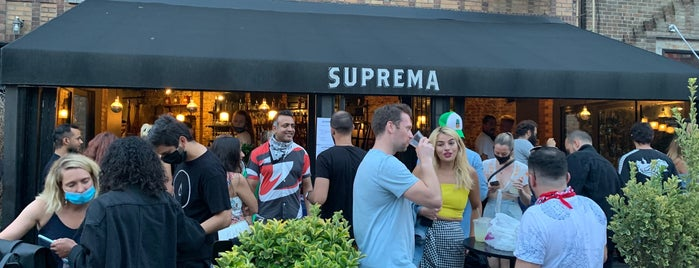 Suprema Provisions is one of Adela's favorite restaurants.